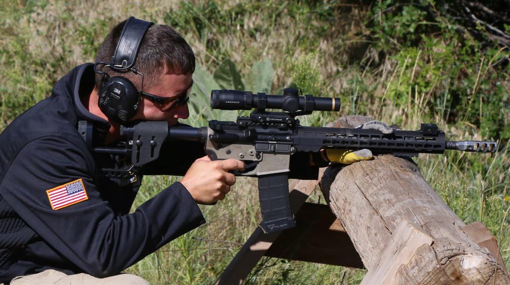 RM3G Dan Rifle